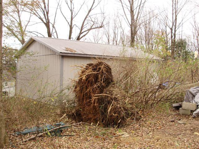Pioneer Pole Building outlasts Hurricane Sandy in N.J.